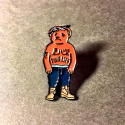 애니매매스(ANY MEMES) ANY MEMES Outlaw bear PIN (MULTI)