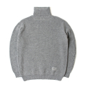 세인트페인() SP BASIC KNIT TURTLENECK LS-GRAY