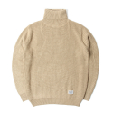 세인트페인(SAINTPAIN) SP BASIC KNIT TURTLENECK LS-BEIGE