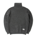세인트페인(SAINTPAIN) SP BASIC KNIT TURTLENECK LS-BLACK