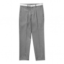 르반(LEVARN) TAPE SUIT TROUSER_GRAY