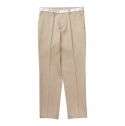 르반(LEVARN) TAPE SUIT TROUSER_BEIGE