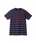 RATS / MULTI BORDER POCKET T-SHIRT / MULTI