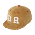 드라이프(DRIFE) CORDUROY WIRE 6 PANEL CAP-BEIGE