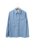 패러슈트(PARACHUTE) wabash work shirts - light indigo