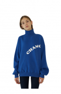 챈스챈스(CHANCECHANCE) CHANCE Blue Pola(기모)