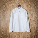 [C6CMB3002M] Washing Cotton Pullover Shirt
