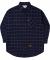 "Oversize Shirts ""Banessa"" - Navy - Air zero"