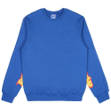 네스티팜(NASTY PALM) [NYPM] ROCKSTAR SWEATSHIRT (BLUE)