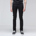누디진() [NUDIE JEANS] Thin finn dry cold black 112303