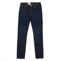 누디진() [NUDIE JEANS] Thin finn dark navy dip 112127