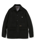 유니폼브릿지() wool coverall jacket black