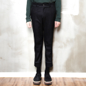 제너럴 아이디어() S6w07002 - Piping Pants [Black]