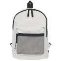와드로브(WARDROBE) DAILY MESH BACKPACK_IVORY