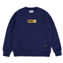 STV. DRINK SWEAT SHIRT NAVY