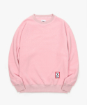 해브 어 굿 타임(HAVE A GOOD TIME) Fleece Crewneck - Pink