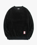 해브 어 굿 타임(HAVE A GOOD TIME) Fleece Crewneck - Black