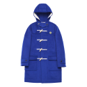 화이트블랭크레이블() [Tea Please] Wool Duffle Coat(Blue)