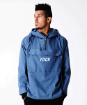 5A-002 BACK POCKET ANORAK BLUE