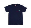 벤 데이비스(BEN DAVIS) [벤 데이비스] BEN DAVIS - Classic Label Pocket T-Shirt [Navy]