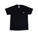 [벤 데이비스] BEN DAVIS - Classic Label Pocket T-Shirt [Black]