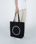 로우 투 로우(RAW TO RAW) symbol print eco bag