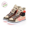 페이유에(FEIYUE) [FEIYUE 페이유에]DELTA KID ANIMAL / LEOPARD TAN / F30186T
