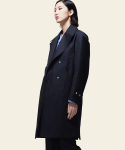 트와(TRWA) TRENCH COAT(NAVY)
