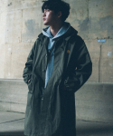 유니스디자인() BAD UNIIS  FISHTAIL PARKA (khaki).