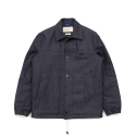 셀렉온(CELECON) [CELECON] SHOREDITCH JACKET NAVY