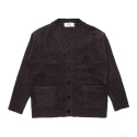 셀렉온(CELECON) [CELECON] WHALE CARDIGAN CHARCOAL GREY