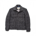 셀렉온(CELECON) [CELECON] WOOL JACKET BLACK