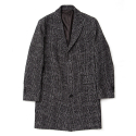 셀렉온(CELECON) [CELECON] HANDMADE COAT BLACK