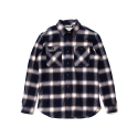 셀렉온(CELECON) [CELECON] CHECK SHIRT BLUE