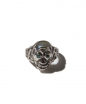피넛츠 앤 코(PEANUTS & CO) PEANUTS&CO / SKULL POISON RING ZIRCONIA / GREEN