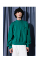챈스챈스(CHANCECHANCE) Serene Sweatshirt(Green)