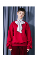챈스챈스(CHANCECHANCE) Serene Sweatshirt(Red)