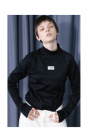 챈스챈스(CHANCECHANCE) Serene Jersey Sweatshirt(Black)