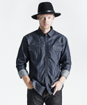 매닉(MANIC) WORK DENIM SHIRTS