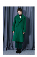 챈스챈스(CHANCECHANCE) Serene Green Coat