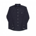 위캔더스(WKNDRS) BASIC SHIRT (NAVY)
