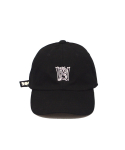 보울러(BOWLLER) BW ball cap Black