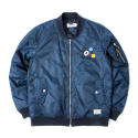 세인트페인(SAINTPAIN) SP ELIYAH MA1 FLIGHT JKT-NAVY