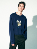 레티켓(L'ETIQUETTE) Alex sweatshirt NV