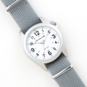 Natural Park X Camper with nato strap /ref. NP1312-WH-NTB 내츄럴파크 캠퍼 캠핑 아웃도어 시계