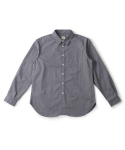 어나더 오피스(ANOTHER OFFICE) VIRGINIA SHIRT(Grey)