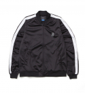 브라운브레스(BROWNBREATH) B MOVE JERJEY JACKET - BLACK