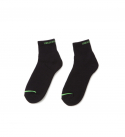 브라운브레스(BROWNBREATH) STM SOCKS(QUARTER LENGTH) - Y.GREEN