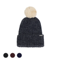 mix pompom beanie (3color)
