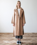 메리먼트(MERRIMENT) ROBE COAT (BEIGE)